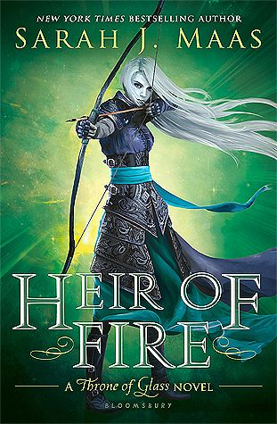 Review Heir Of Fire Throne Of Glass 3 By Sarah J Maas