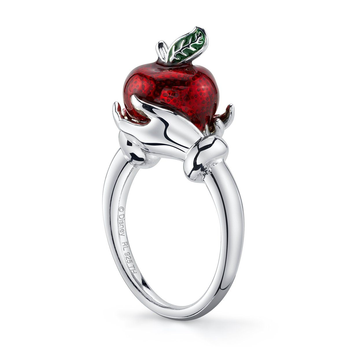 DISNEY'S SNOW WHITE & THE SEVEN DWARFS Fairest Apple Ring #snowwhite