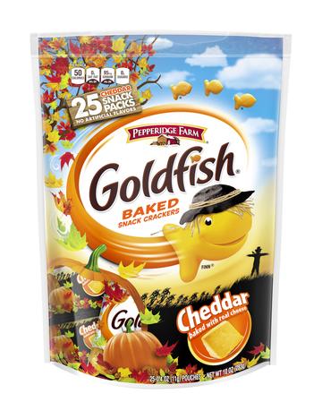 6 Guilt Free Packaged Halloween Snacks For Kids Halloween Snacks For Kids Pepperidge Farm Goldfish Pepperidge Farm
