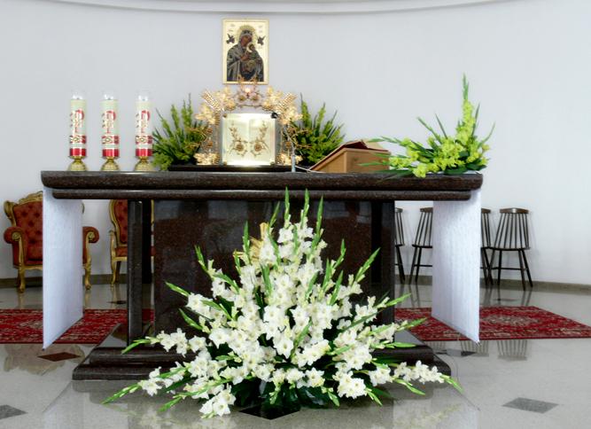 Kwiaciarnia Rokoko Decora§£o igreja Pinterest