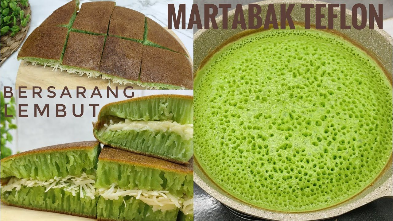 Resep Martabak Teflon Lembut Bersarang Youtube In 2020 Food Breakfast Avocado Toast