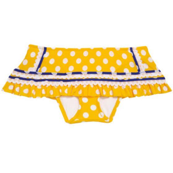Buy a yellow polka dot bikini