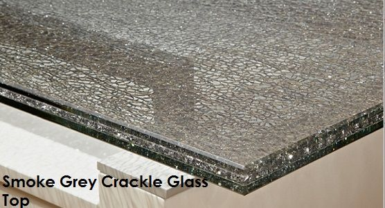 Textured Glass Table Tops Google Search Crackle Glass Glass