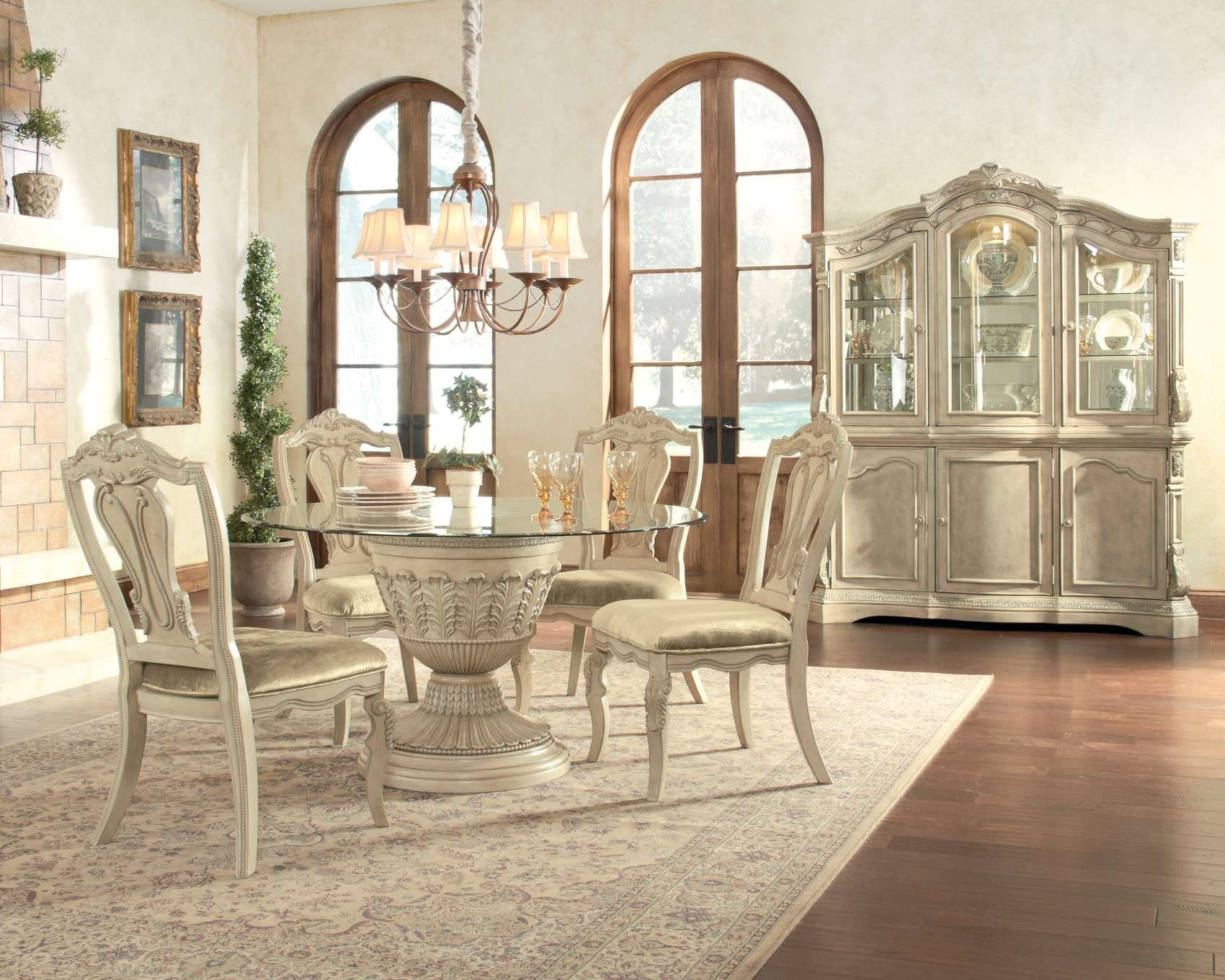 Ortanique Dining Table by Ashley Furniture