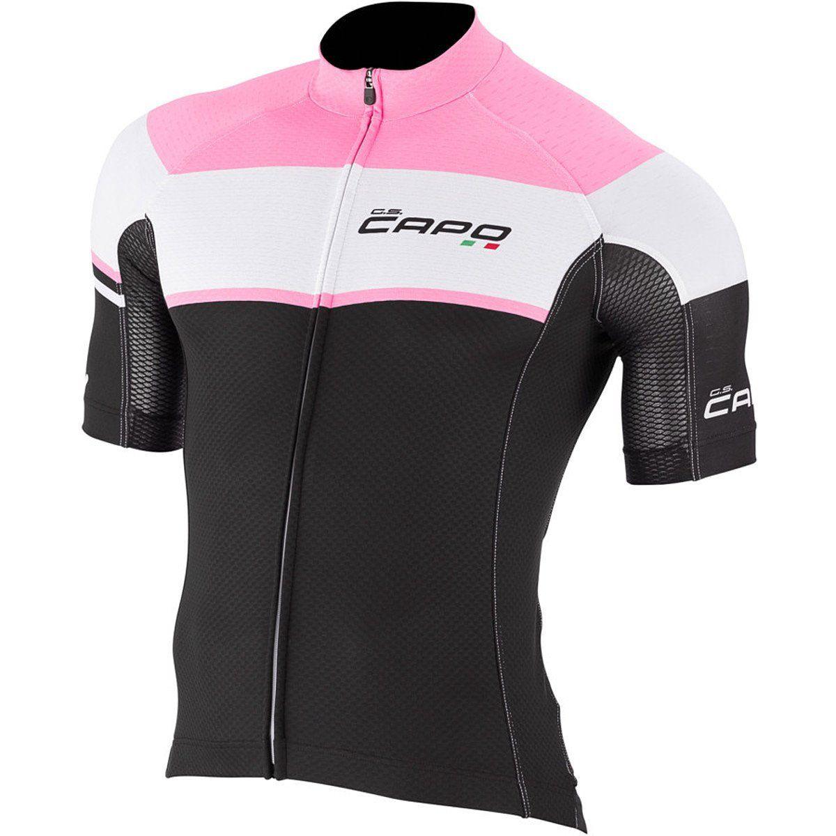 Capo GS-13 Jersey Black Pink 40a25d32c