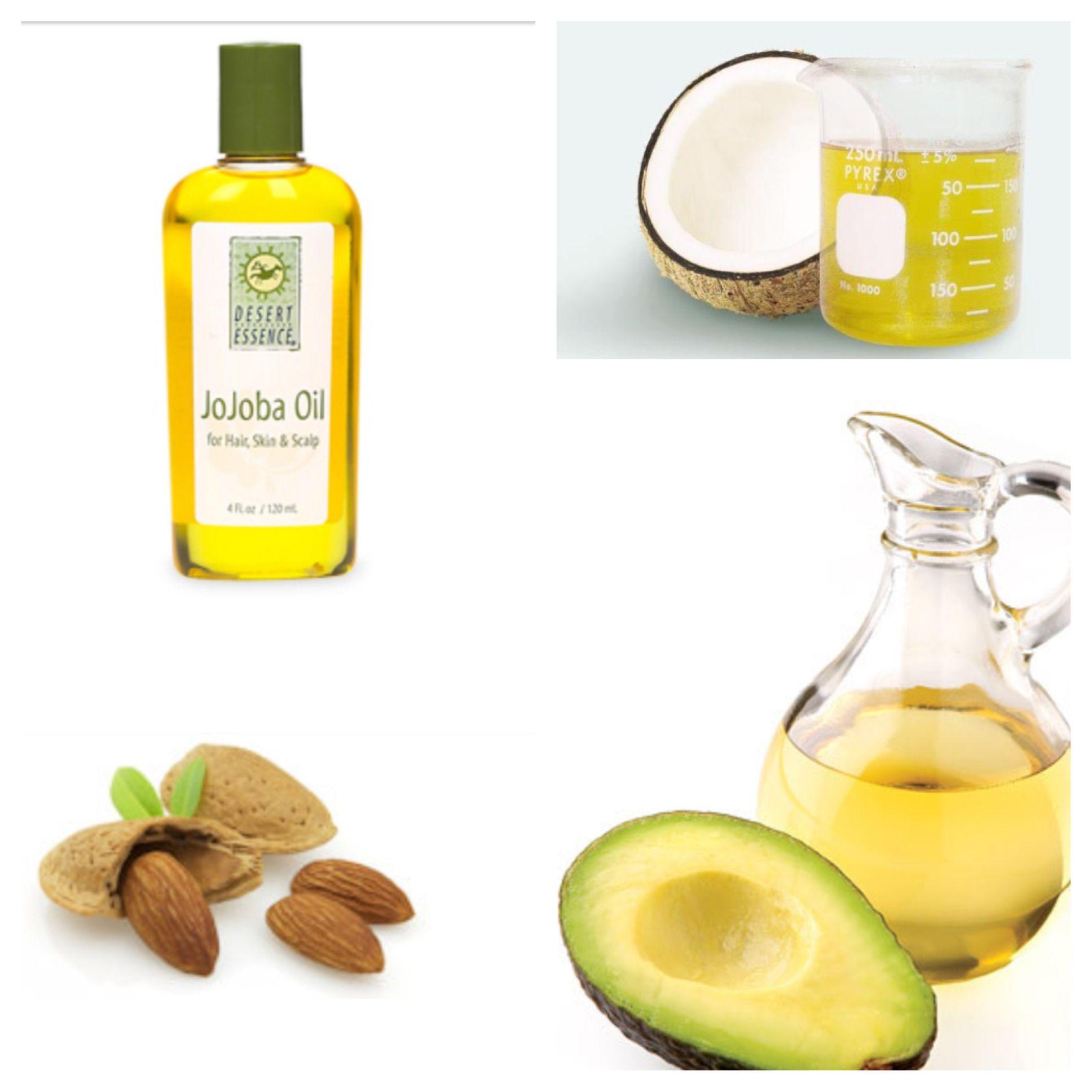 Homemade Hot Oil Treatment: Mix 1 tbsp. of sweet almond oil, 1 tbsp
