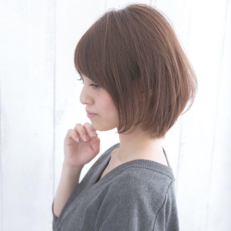 芸能人もしている かっこかわいいレディース短髪ヘア大特集 Hair 面長 ヘア オフィス ヘアスタイル 髪型