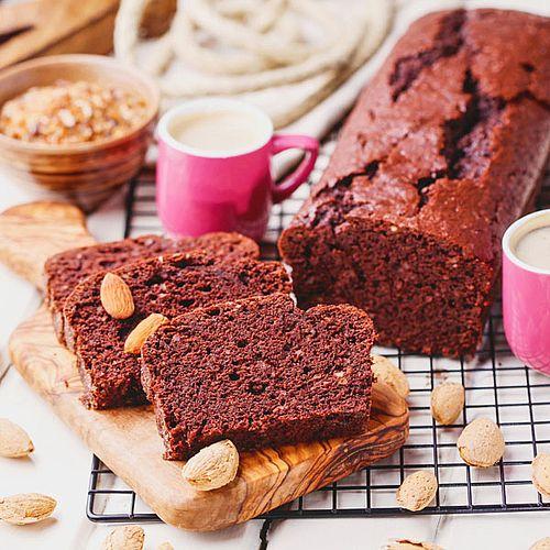 Schneller Saftiger Low Carb Schoko Mandelkuchen Rezept Ohne Zucker Mandelkuchen Rezepte Mandelkuchen Backrezepte