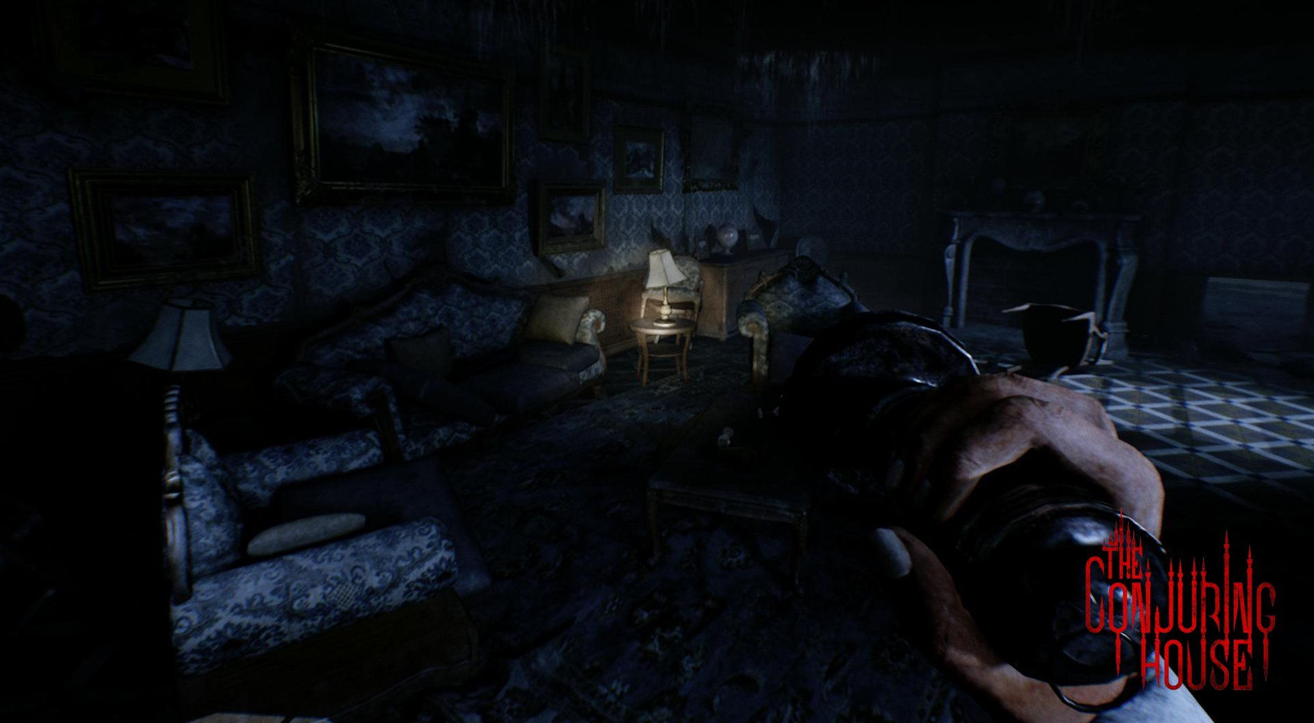 Charming The Conjuring House   Survival Horror (PC, PS4) #TheConjuringHouse #Terrror  #SurvivalHorror