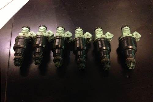 S50 Green Top Injectors