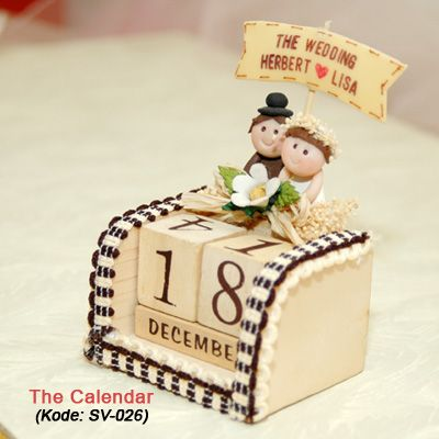 wedding souvenir ideas | http://www.miraclewed.com ...