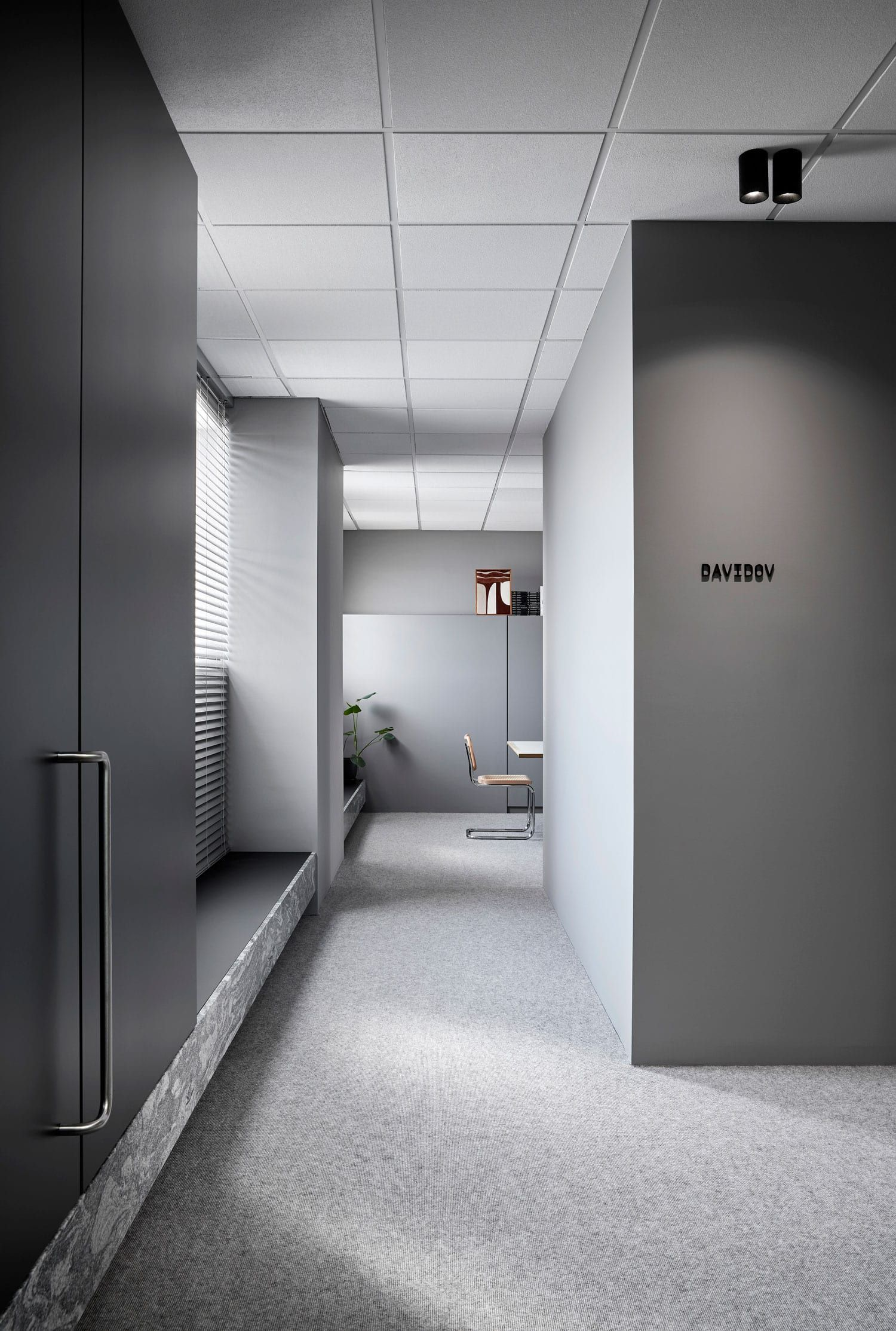 Davidov Partners' Architecture Studio Space in Melbourne ...