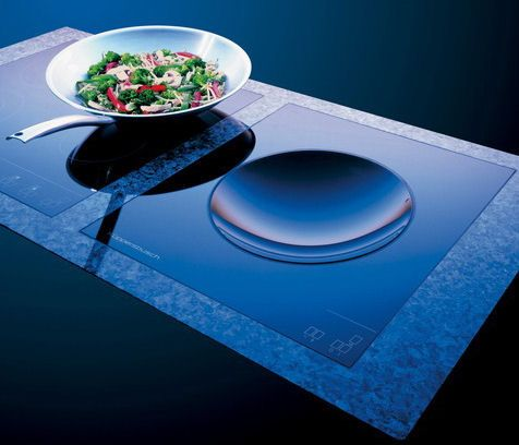 Kuppersbush Induction Wok Cooktop: Prepares food faster, saves energy, and much more!