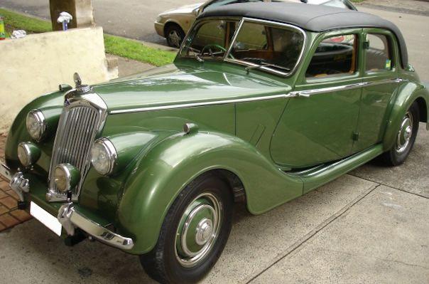 Riley Cars Maintenance Restoration Of Old Vintage Vehicles