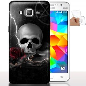 Telephone coque Samsung Galaxy Grand Prime Anarchy | Housse ...