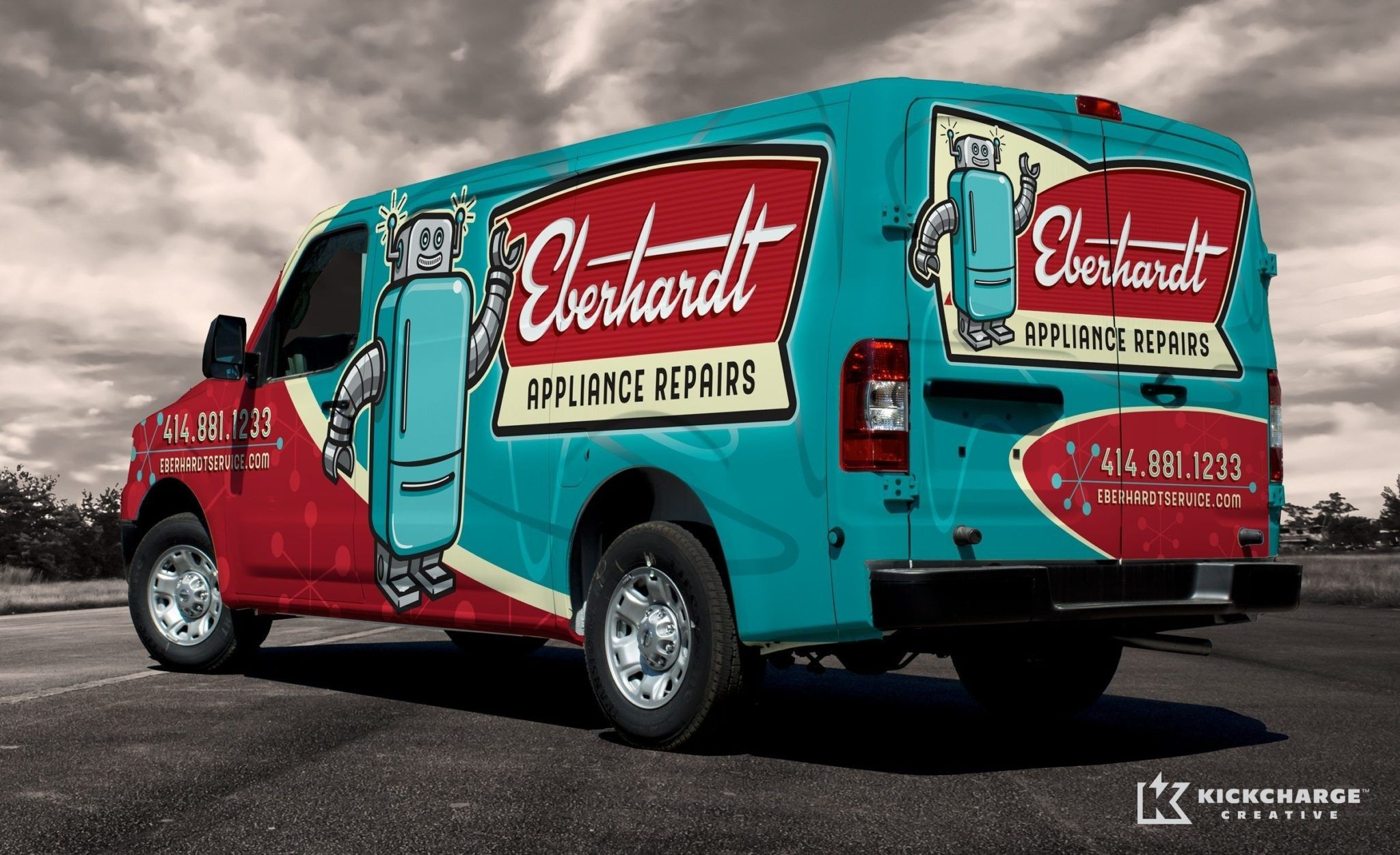 Best Truck Wraps And Fleet Branding From Kickcharge Creative Car