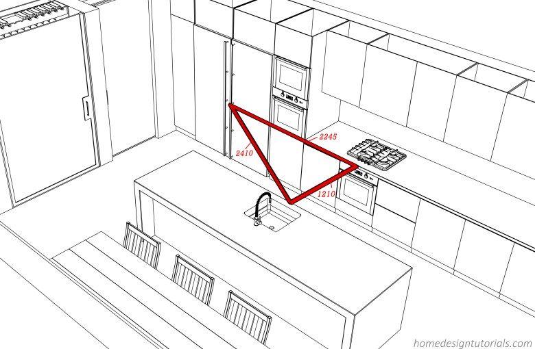 Kitchen Design Principles Home Design Tutorials In 2020 Kitchen Design Elegant Kitchen Design Kitchen Room Design