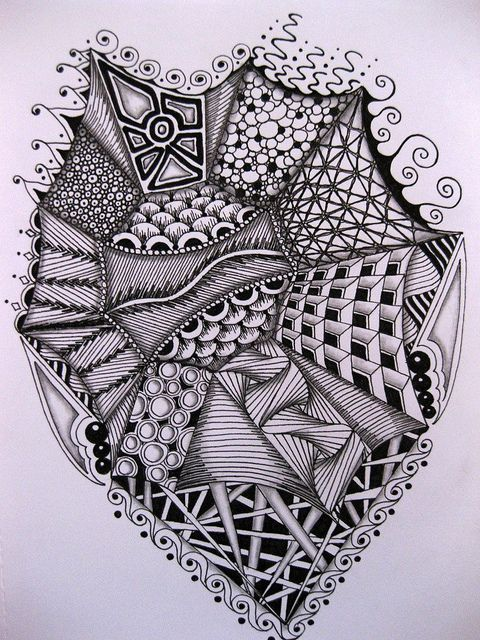 claudia s paper crafts nl zentangle for titus