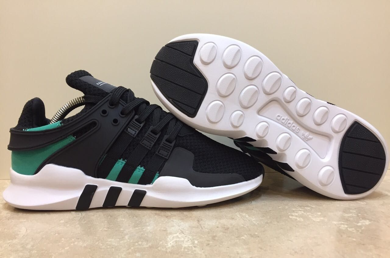 Women's adidas EQT Support ADV All Black $70 Adidas Shoes Style