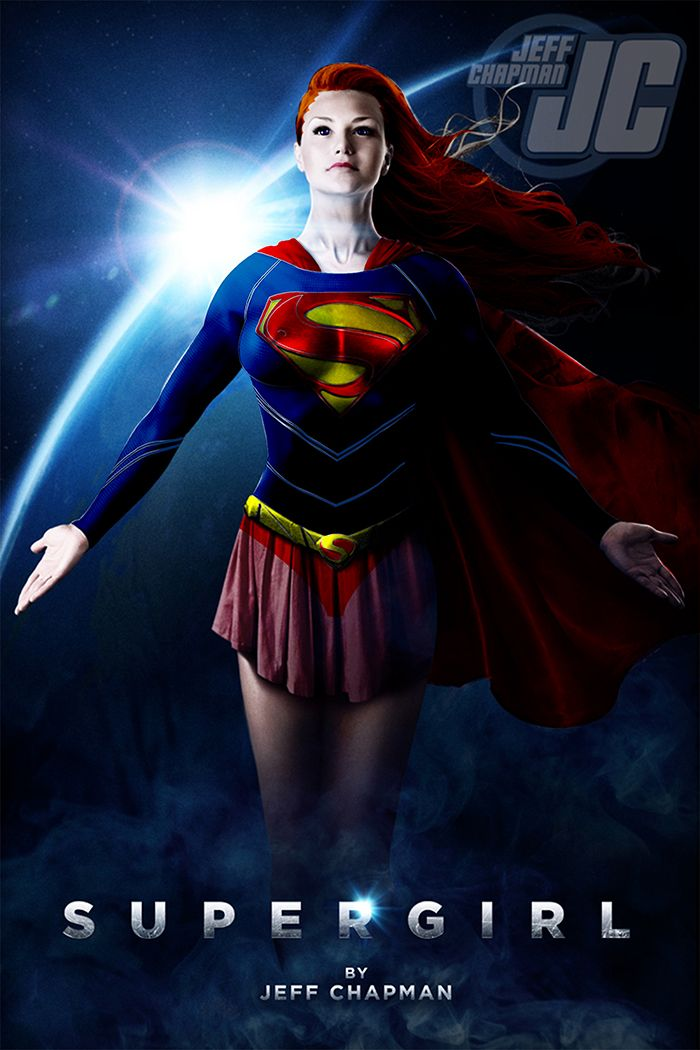 Supergirl By Jeff Chapman By Ahmadmurchad On Deviantart