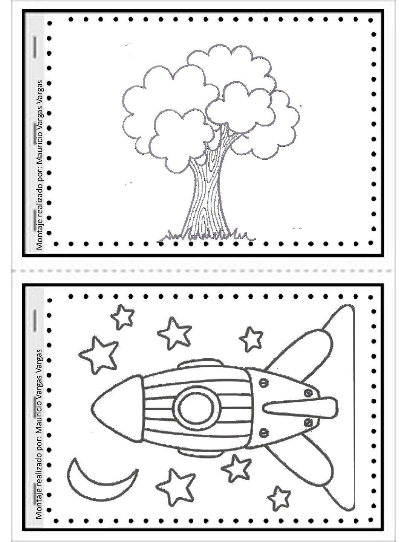 Mi pequeño gran libro para colorear y dibujar (6) | Proyecto ...