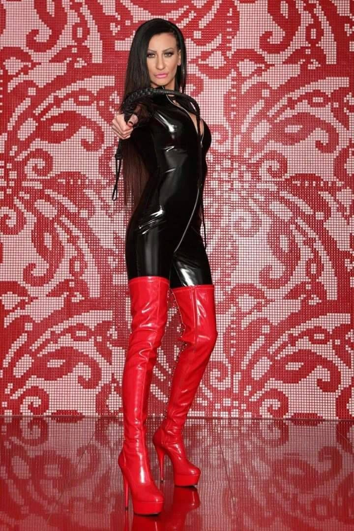 Latex and high heel babes sorry, that
