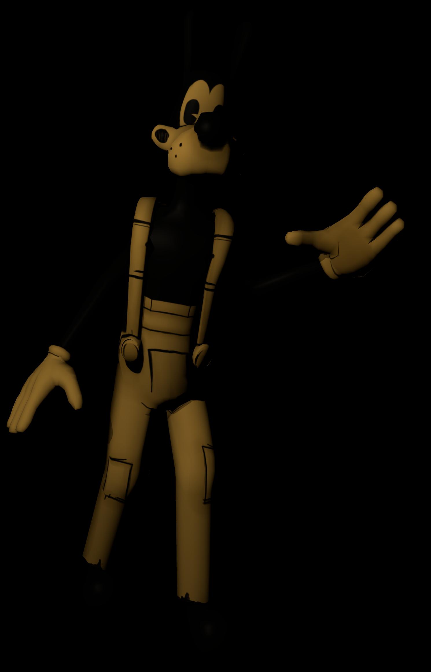 картинки персонажи из игры бенди поисковой строке