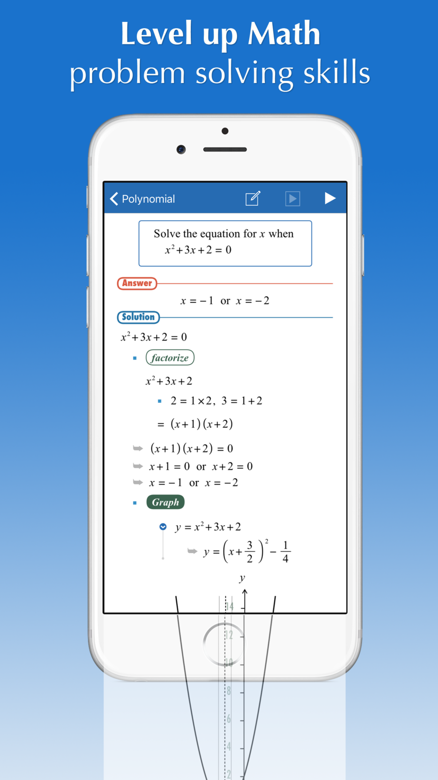 FX Math Solver #Productivity#Education#apps#ios | good iphone game