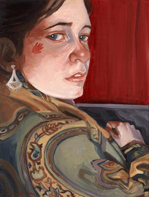 The Crimson Hand From The Birthmark Nathaniel Hawthorne