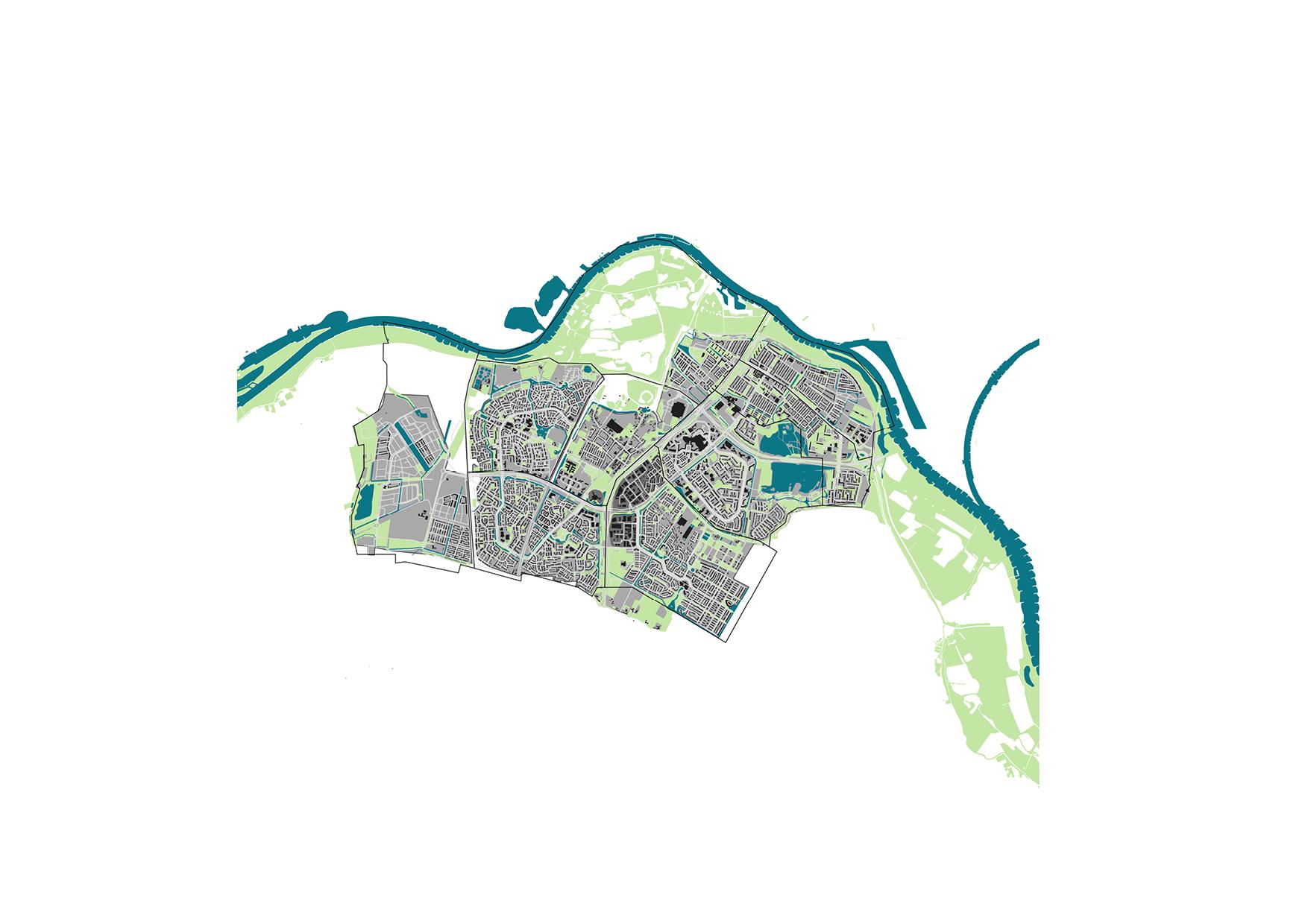 Arnhem Zuid bestaand
