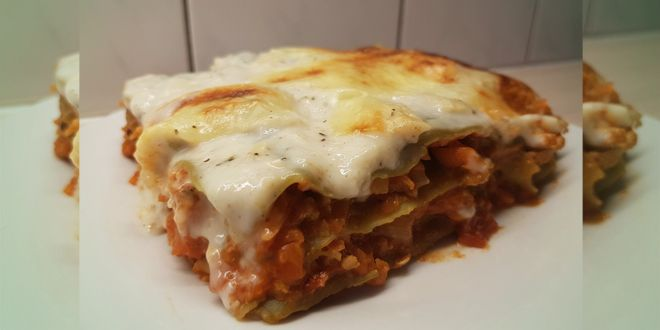 Photo of how to make low carb lasagna?