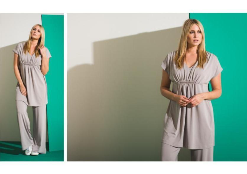 Plus Size Fashion www.PlusPerfekt.de Bild: Doris Megger