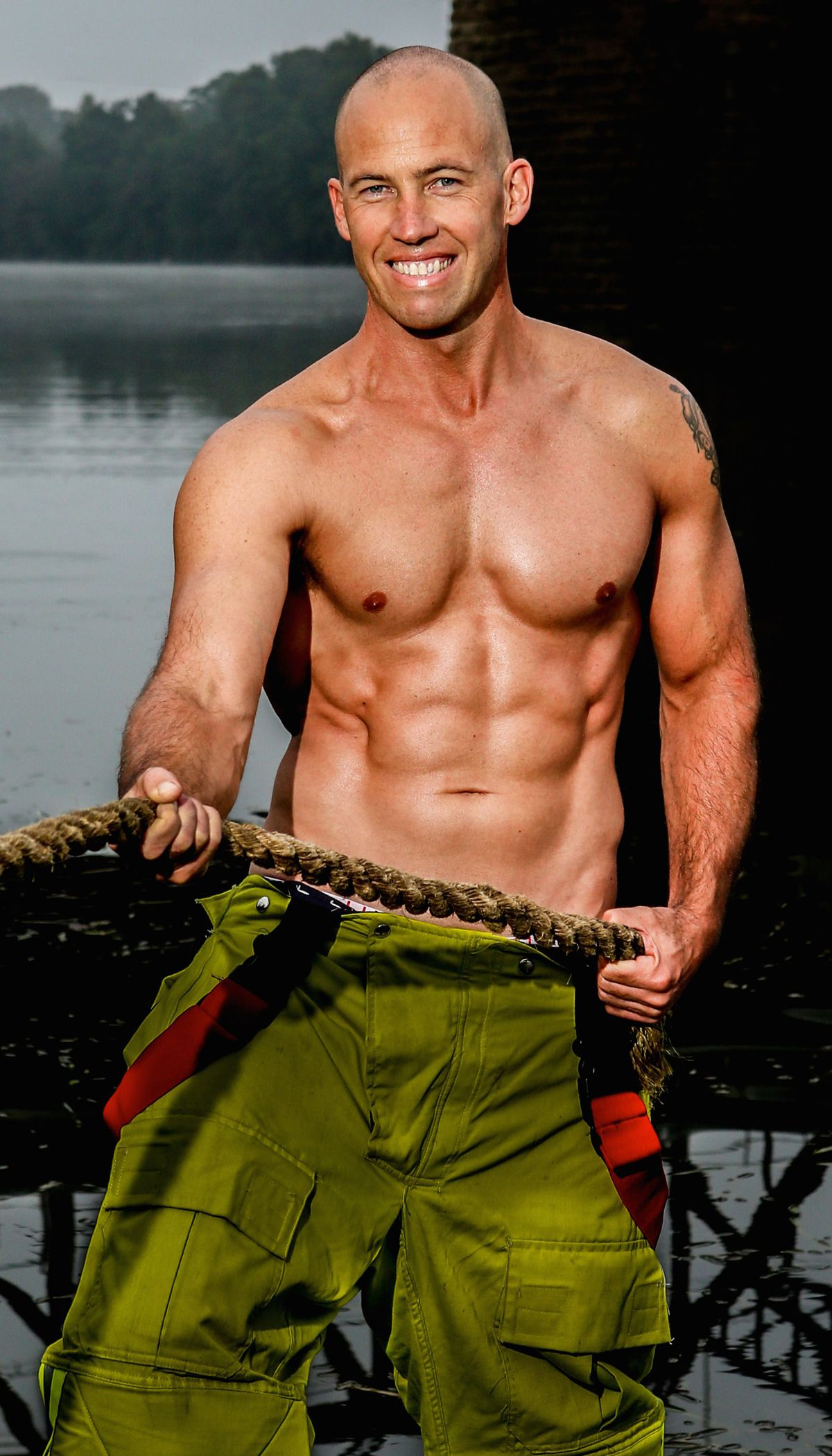 Pin About Fashion Models Firefighter And Hot Firefighters