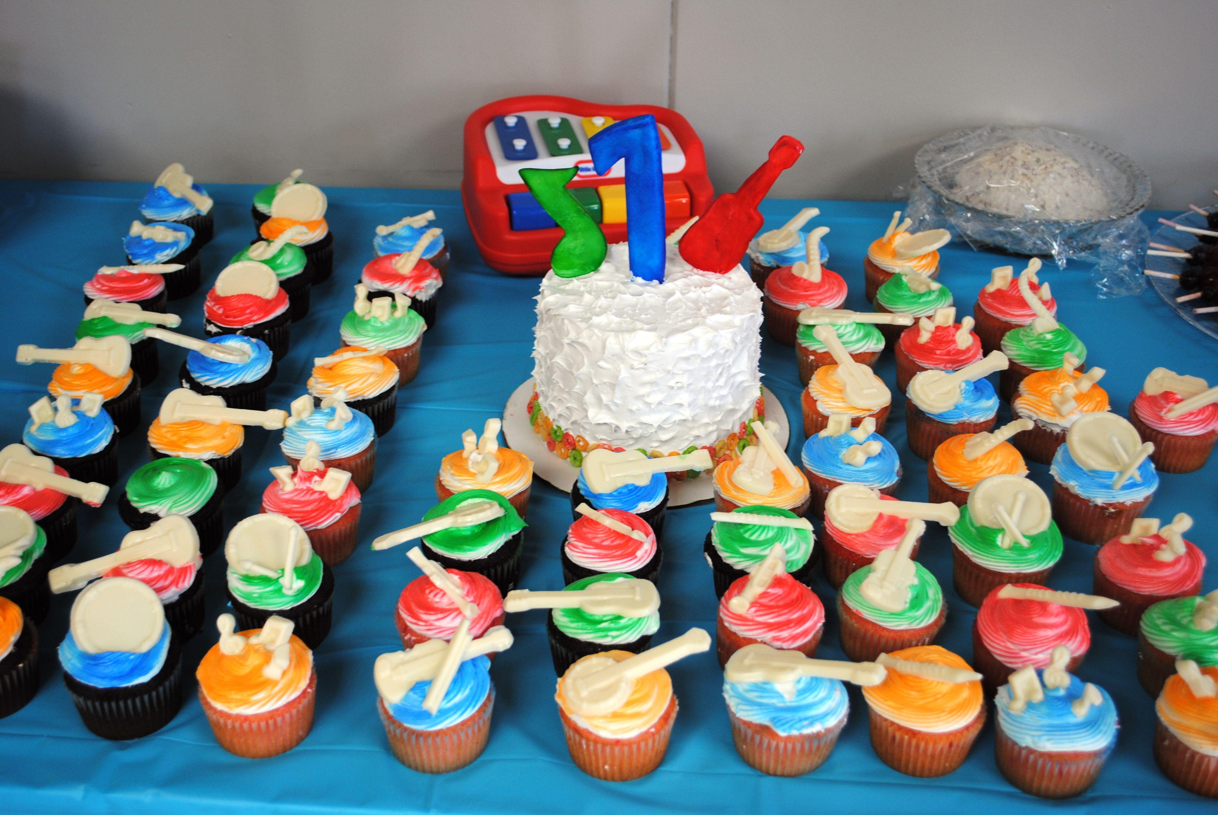 Liams First Birthday