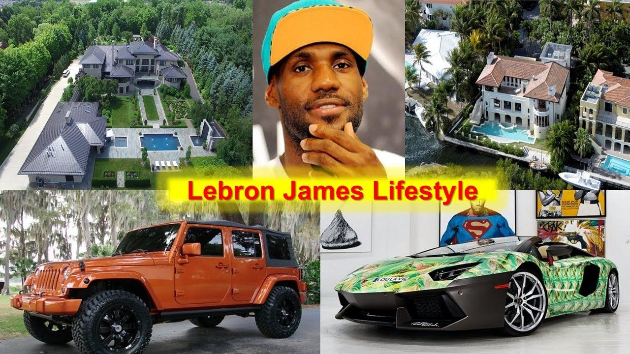 Lebron James House, Car Collection, Net Worth 2017