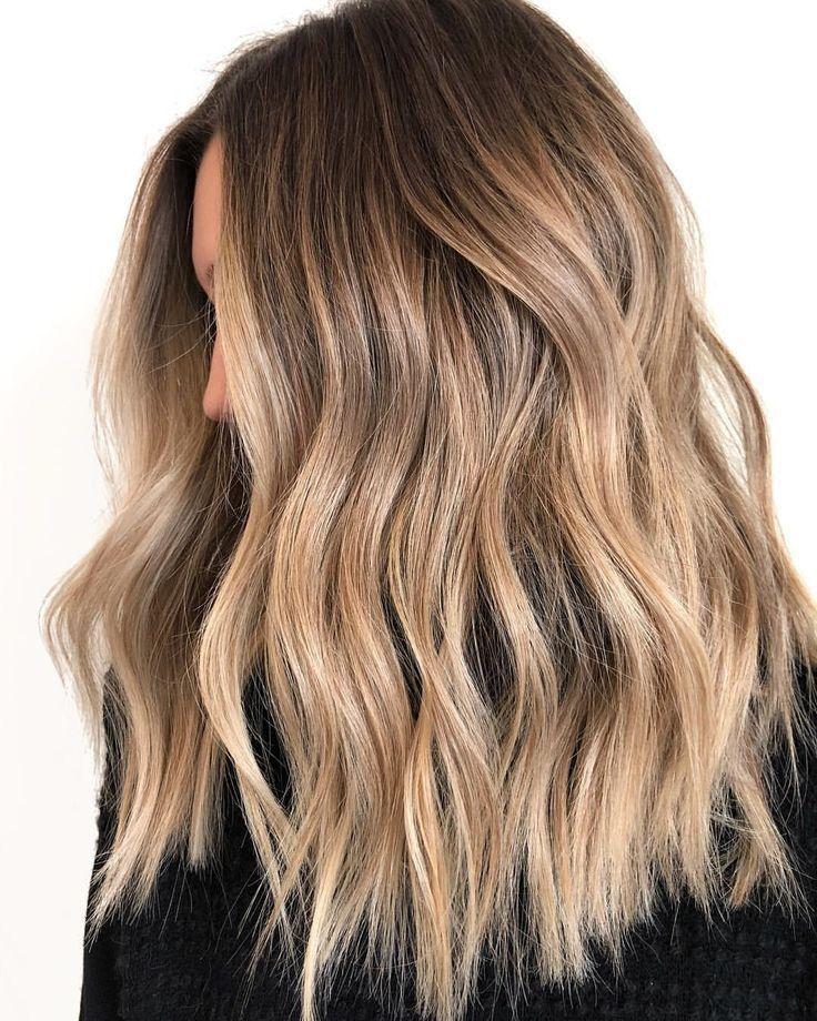 33 Haarschnitte und Frisuren #blondeombre