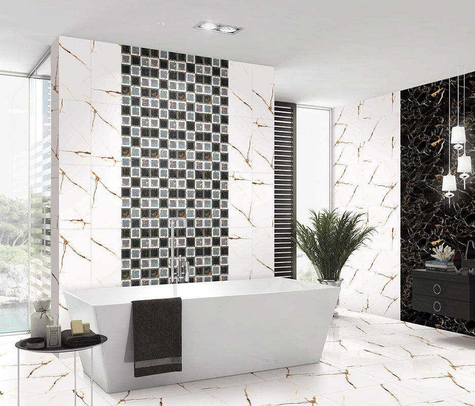 Kajariaceramics Beautifulhomes Walltiles Tilesshop Inspiration Luxury Decor Design Homerenovationideas Bathro Showroom Interior Design Room Wall Tiles