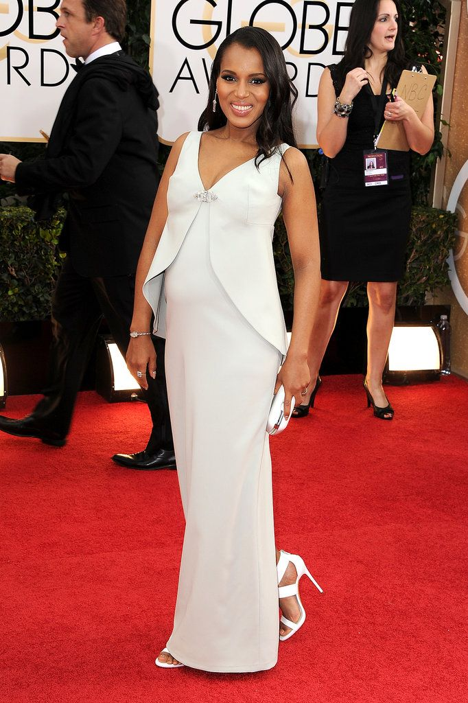 Pregnant Stars Rule the Golden Globes Red Carpet!