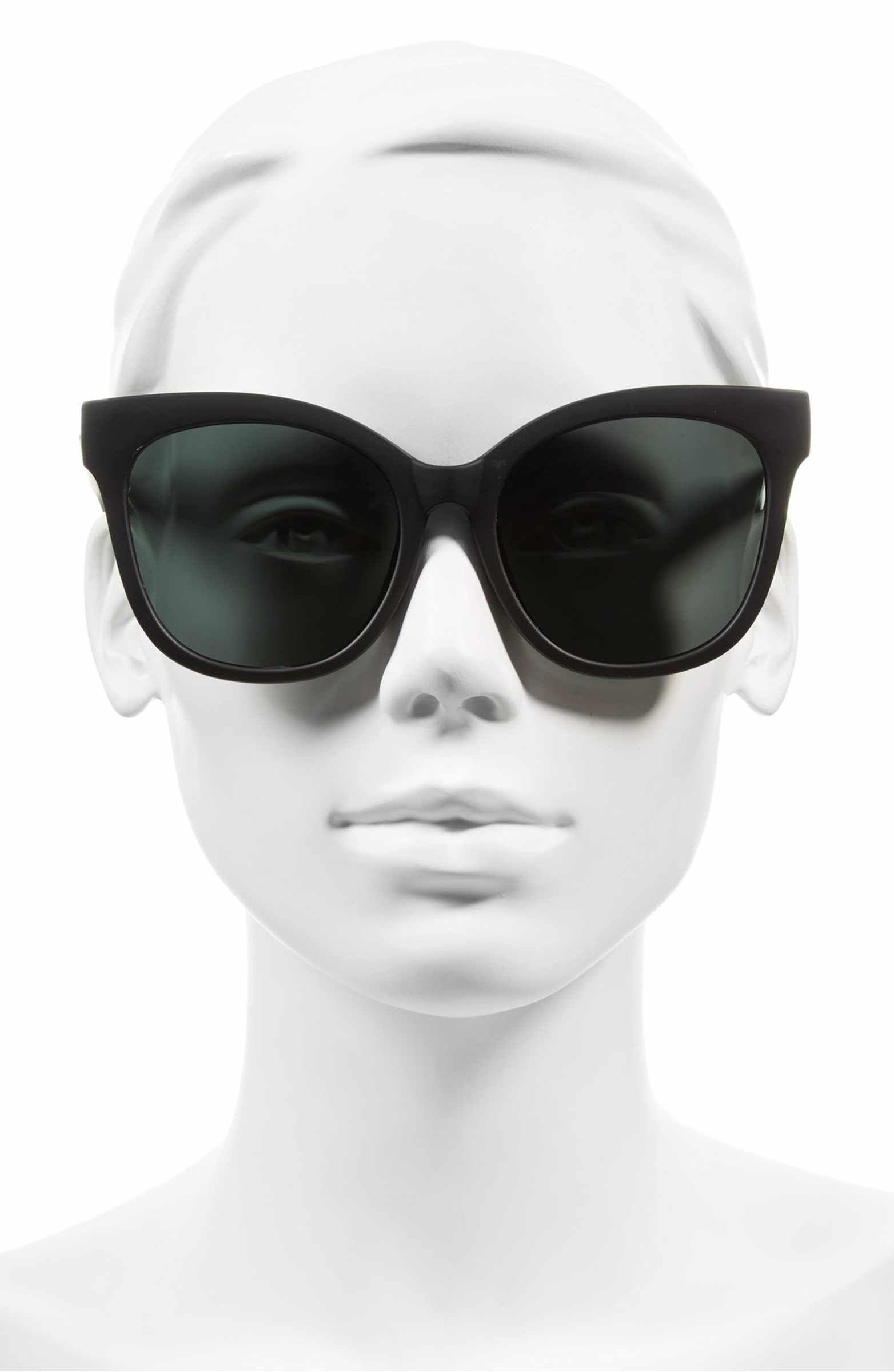 e452691d87 Main Image - Quay Australia It s My Way 55mm Sunglasses