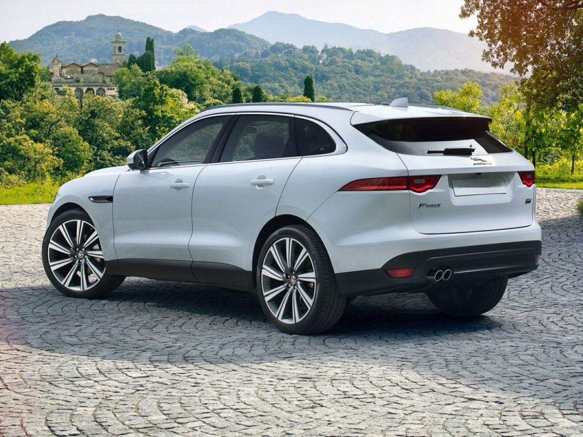 The Real Reason Behind 2020 White Jaguar F Pace Jaguar Suv