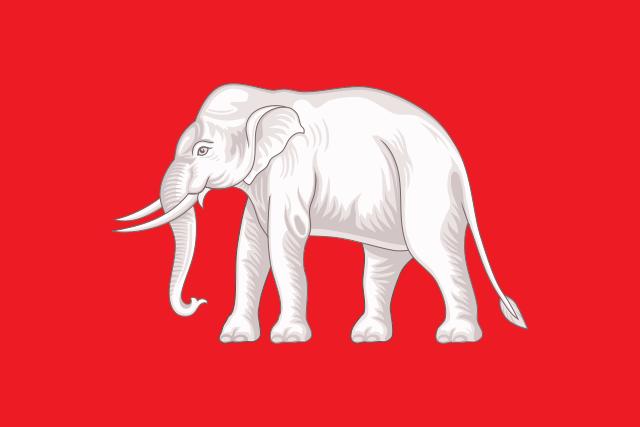 The White Elephant In Thai Culture National Animal Of Thailand Elephant National Symbols