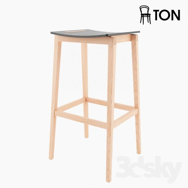Ton Barstool Stockholm Bar Stools Chair Home Decor