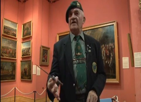 Who Tube Trooper Stan W Scott No 3 Army Commando Demonstrates