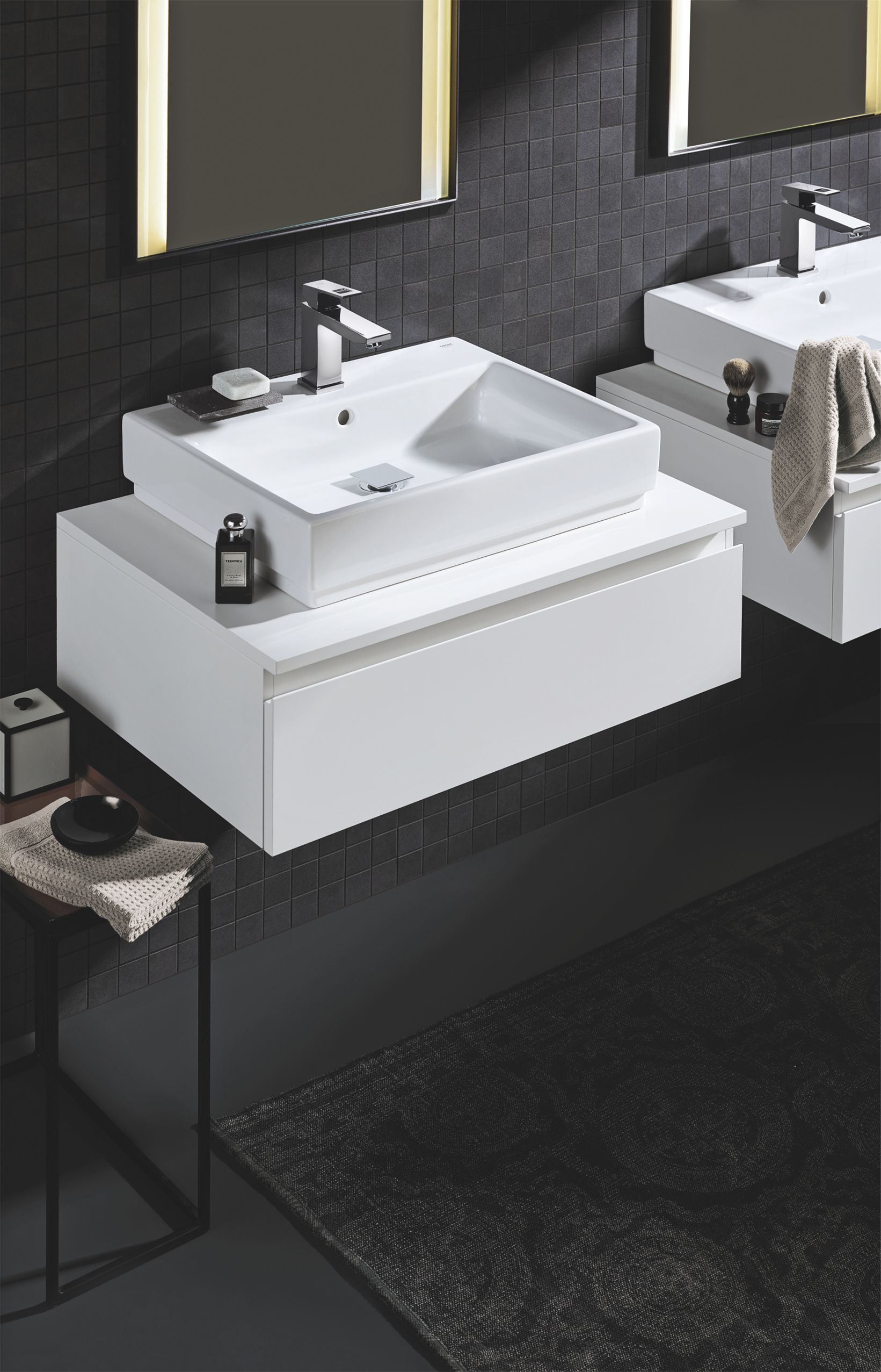 Even your bathroom can be stylish with GROHE s clean minimal and contemporary designs