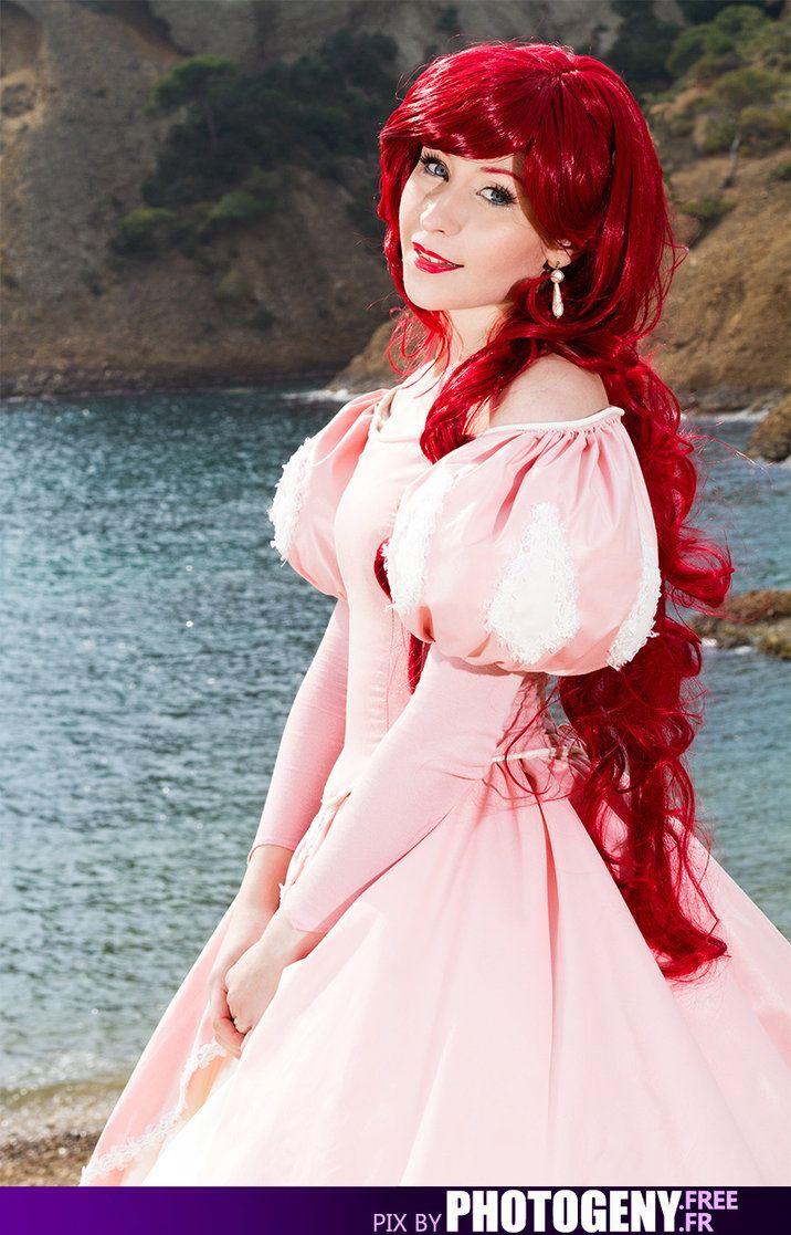 Ariel The Little Mermaid by *NikitaCosplay on deviantART