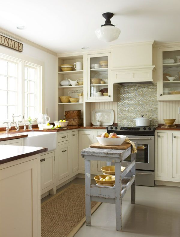 Lovely Modern Classic Kitchen Cabinets