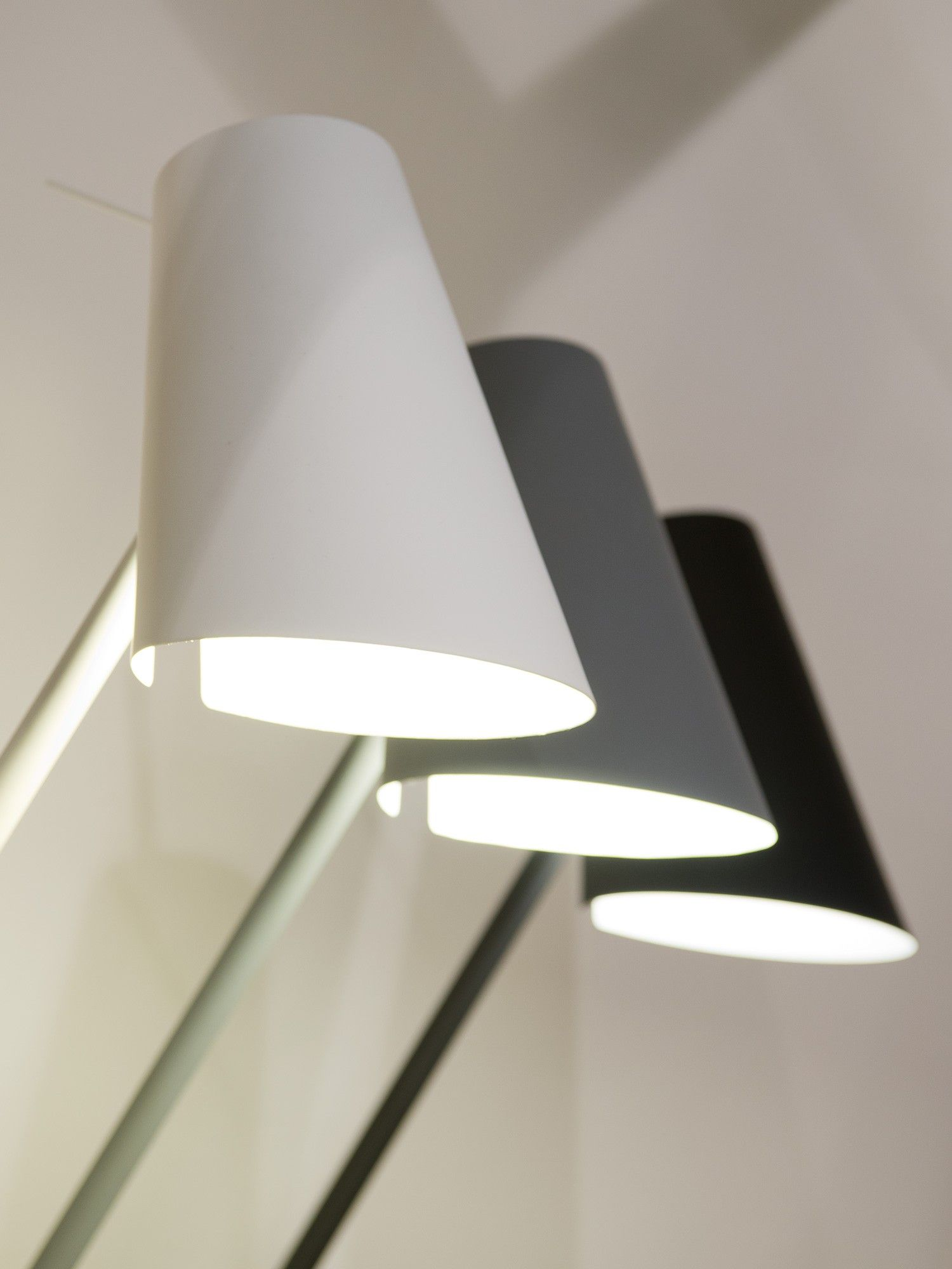 With its simple and sleek design the Cardiff Floor Lamp by