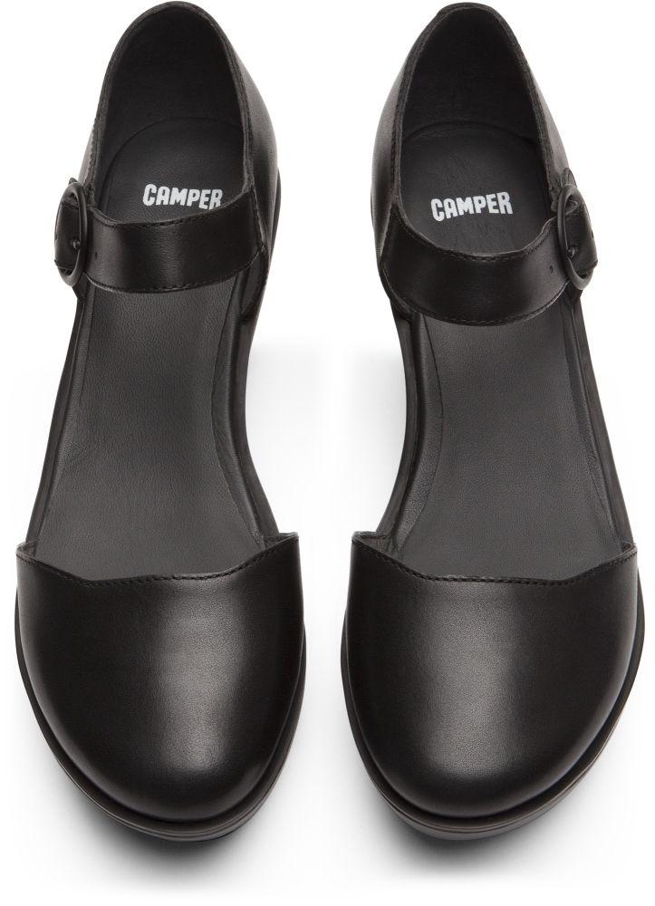 cd55582d9e70 Camper Damas Black Platforms   Wedges Women 22545-025 Black Platform  Wedges