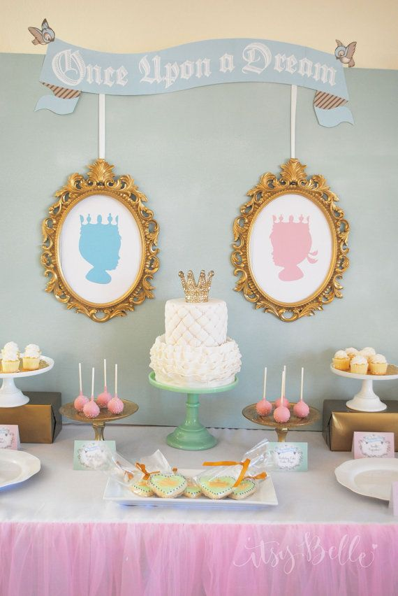 printable royal baby shower by itsy belle studio instant download