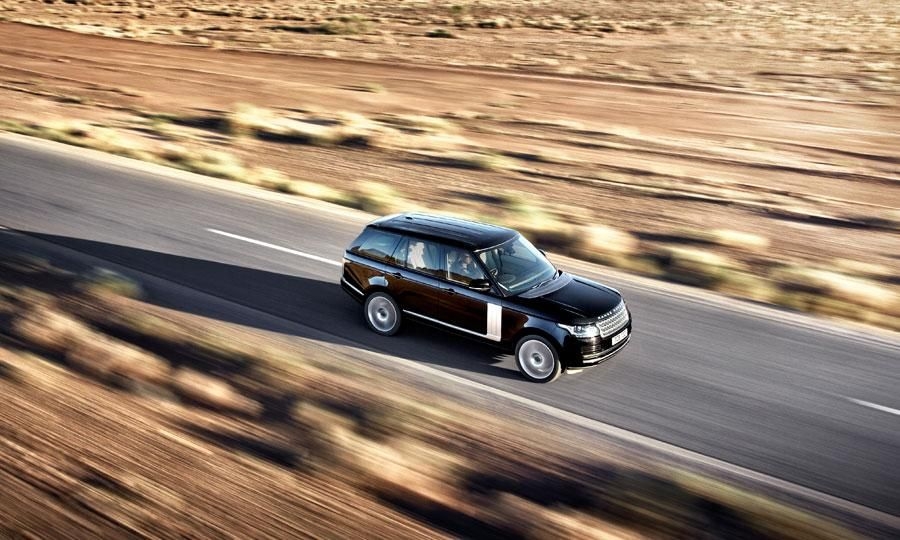 The New 2013 Range Rover a good choice....ABSOLUTELY